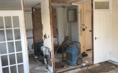 Leak in Rented Property
